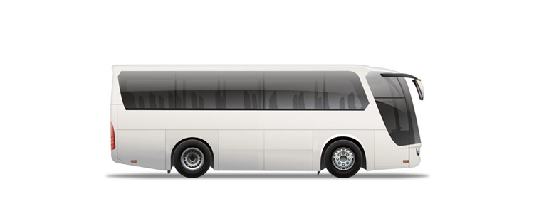 Mid size Bus